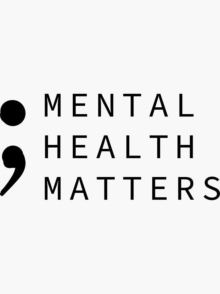 mental health matters by mimimeeep