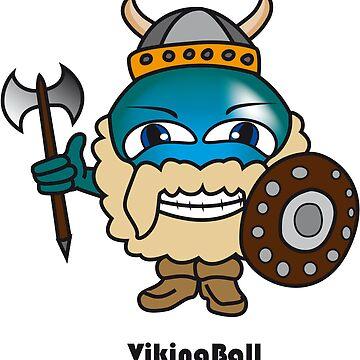 Viking Ball by brendonm