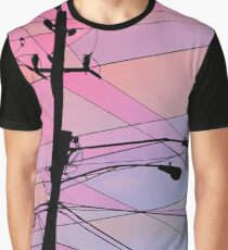 Wired Sky 2 Graphic T-Shirt