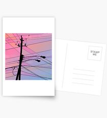 Wired Sky 2 Postcards