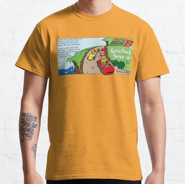 Green Ham & Seuss-shi  Classic T-Shirt
