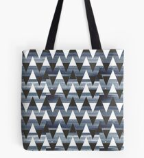 Abstract geometric pattern Tote Bag