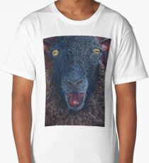 The Happy Black Sheep Long T-Shirt