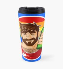 ADAM LIKES BEER - GAY PRIDE EDITION Travel Mug