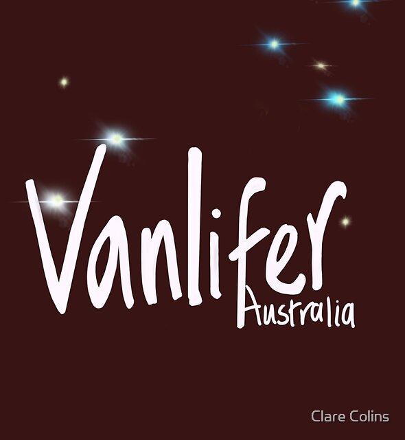 Vanlifer Australia - choose your colour! by Clare Colins