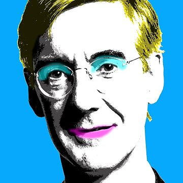 Jacob Rees-Monroe - Blue by garyhogben