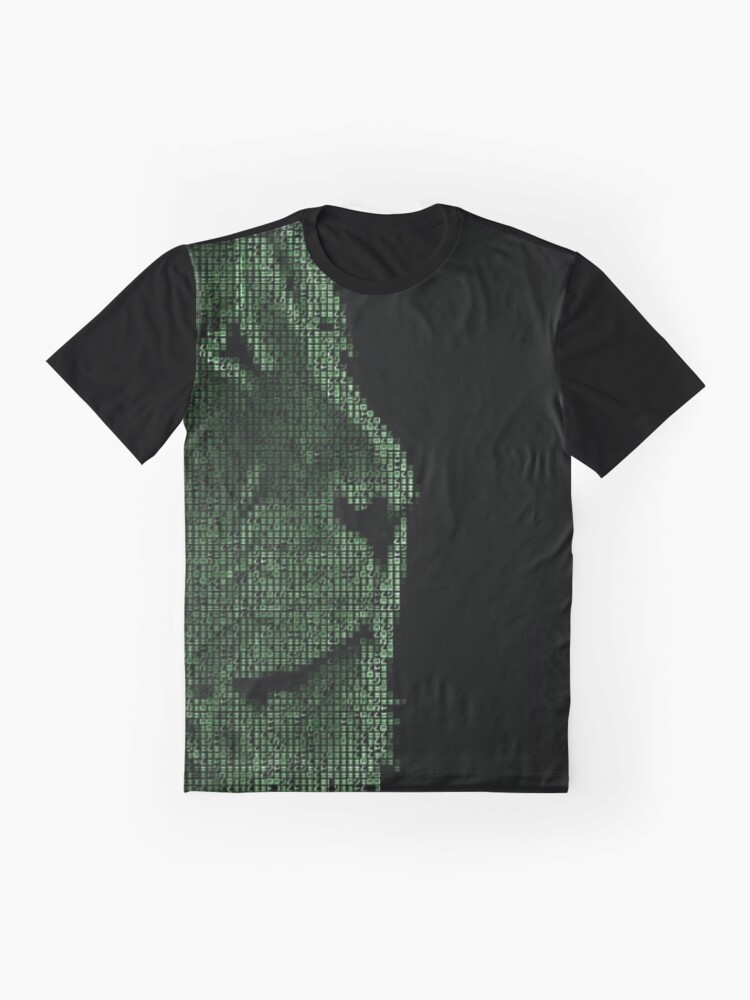 Alternate view of The Matrix Lion Graphic T-Shirt