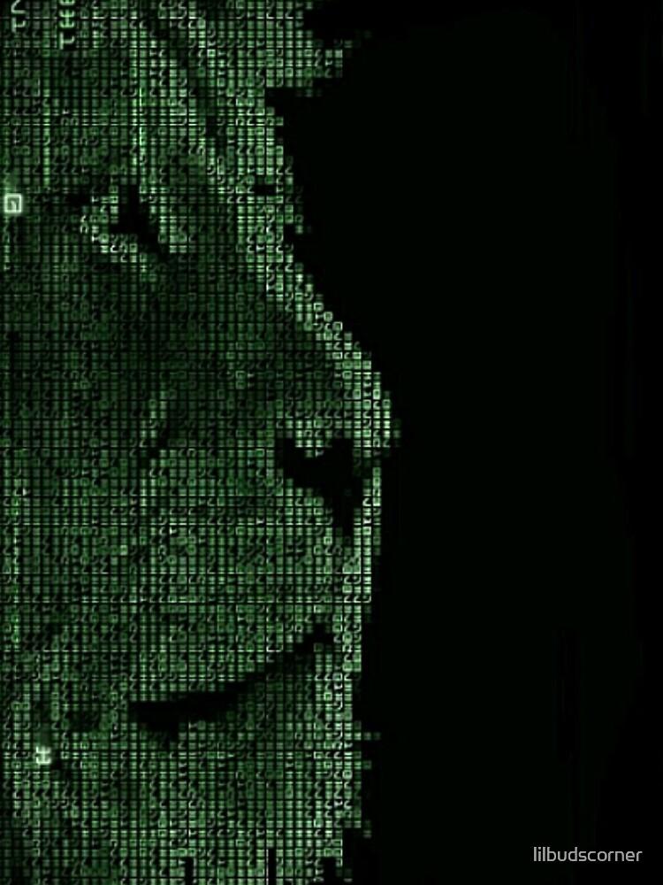 The Matrix Lion by lilbudscorner