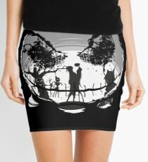 The Pumpkin Kiss Mini Skirt