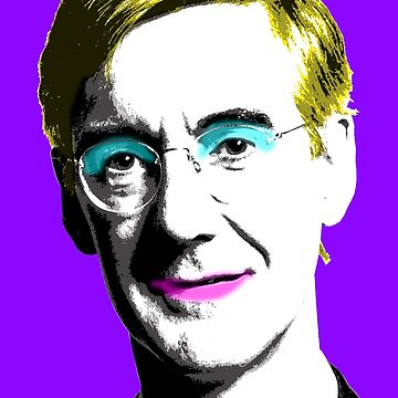 Jacob Rees-Monroe - Purple by garyhogben