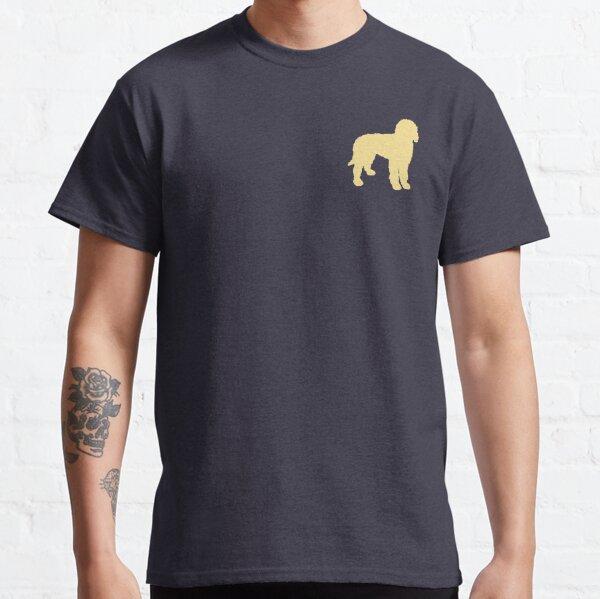Golden Doodle Silhouette Classic T-Shirt