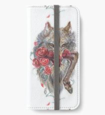 May Flower Werewolf Moon iPhone Wallet/Case/Skin