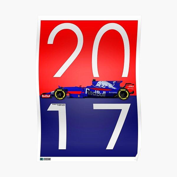 Carlos Sainz STR1 2 Póster