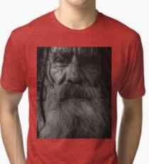 do not look away Tri-blend T-Shirt