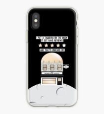 Arctic Monkeys - Four Out of Five - Taqueria on the Moon iPhone Case