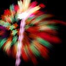 Star Bokeh Fireworks by JustSaul