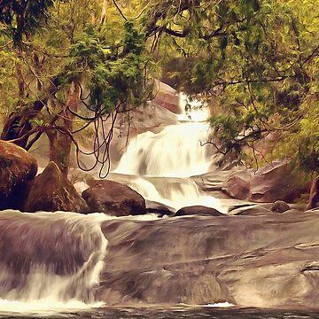 Majestic Rainforest by OzCamera