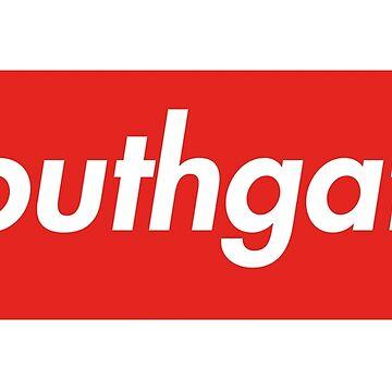 Gareth Southgate Supreme by IainW98