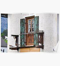 Derelict Balcon Poster