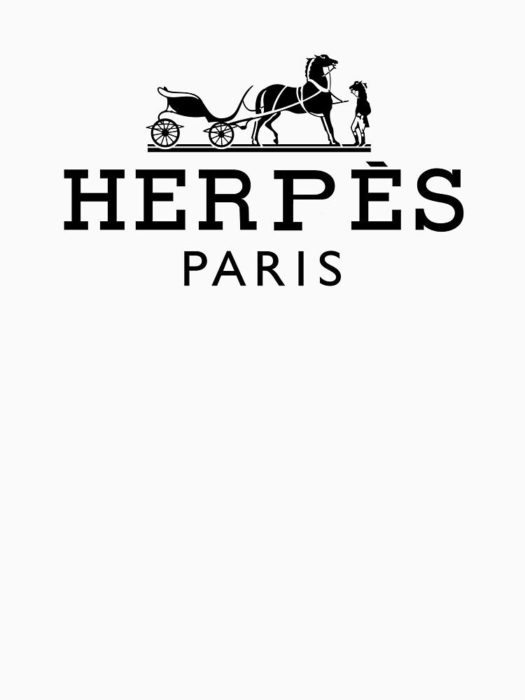 Herpes Paris Clothing by petarlebinec