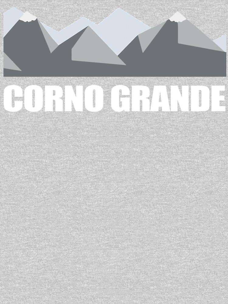 Corno Grande by 4tomic