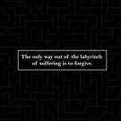 Labyrinth Quote - Looking for Alaska by terri-esmee