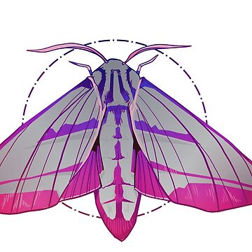 Bisexual Moth by FionaCreates72