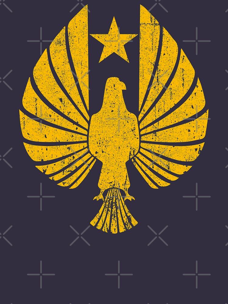 Pan Pacific Defense Corps Logo by huckblade