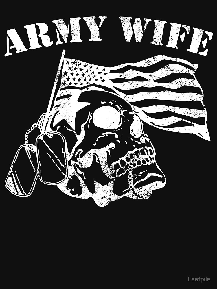 Army wifedangerous military veteran army by Leafpile