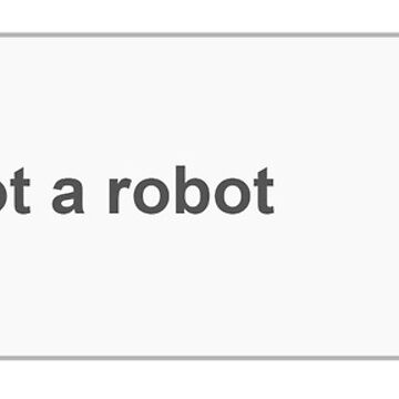 I am not a robot CAPTCHA by shanghaijinks
