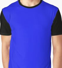 Blue Jazz Electric Graphic T-Shirt