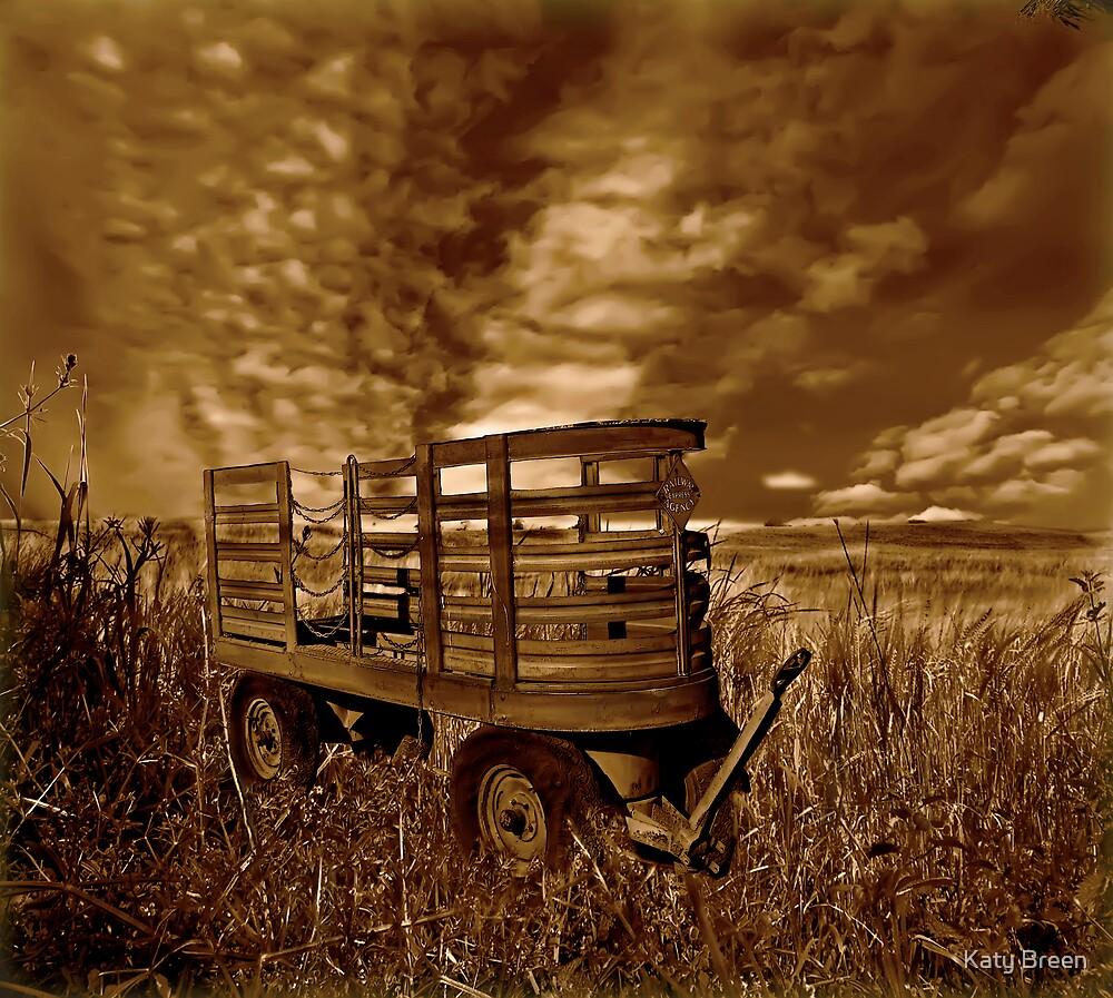 The Wagon by Katy Breen