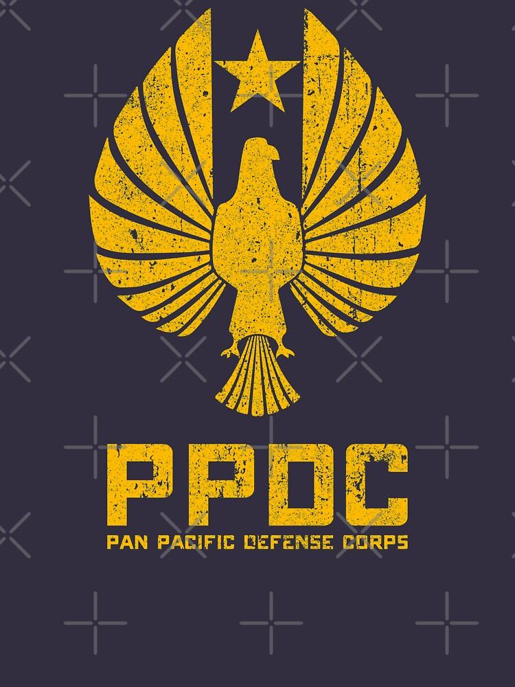 Pan Pacific Defense Corps Sigil by huckblade