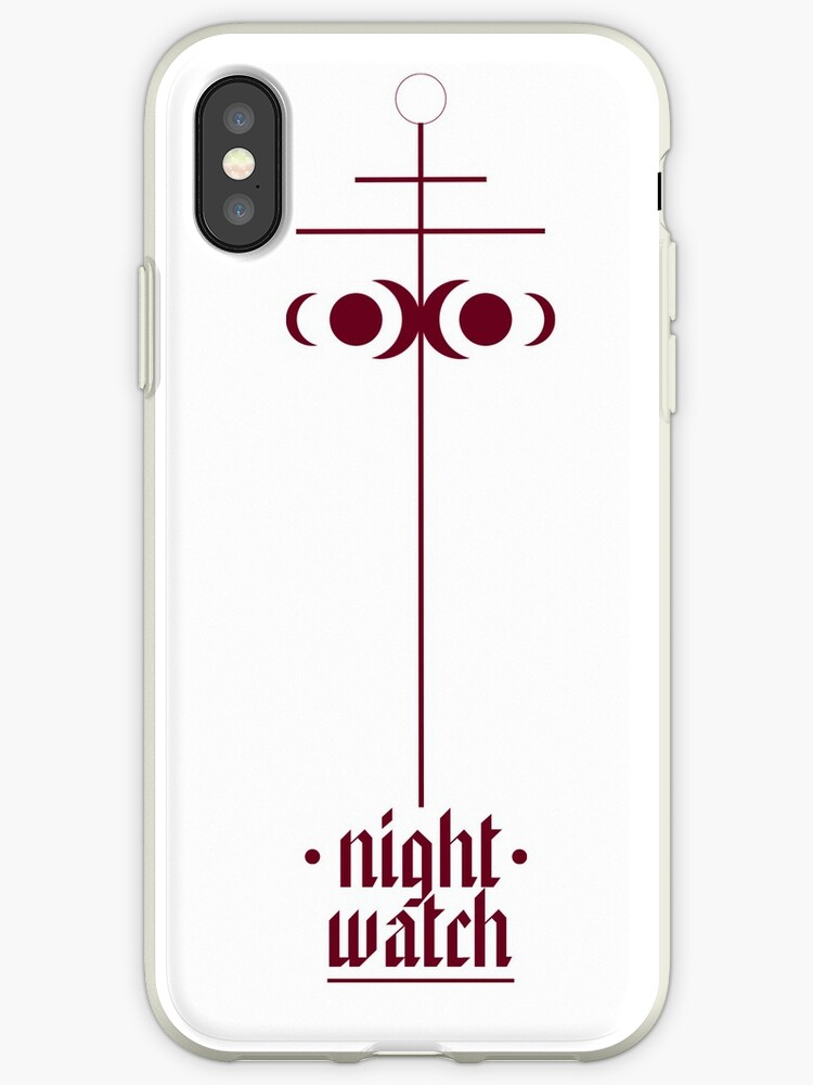 Night Watch - Tshirts, Stickers and more by KirankiOL