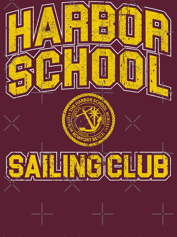 Harbor School Sailing Club - The OC by huckblade