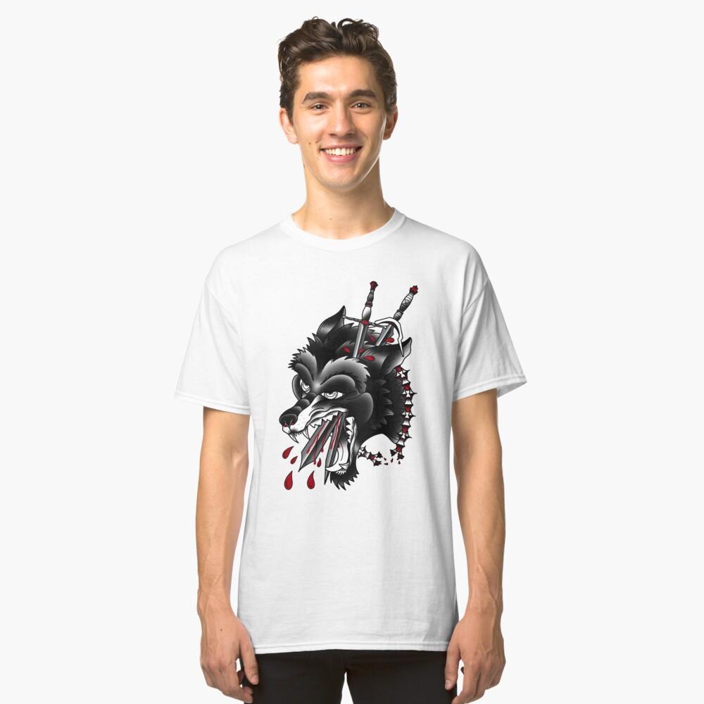 Wild Hunt Classic T-Shirt Front
