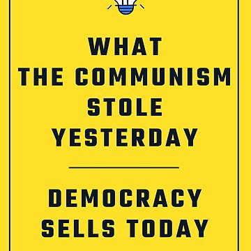 Communism vs Democracy by maximslutu