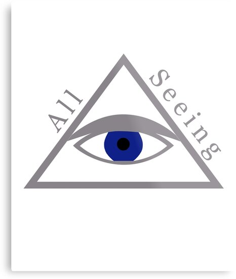 All Seeing Eye of God by ColorfulMystic
