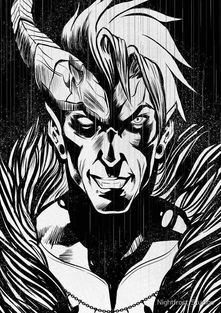 Demon Reaper by Nightfrost4