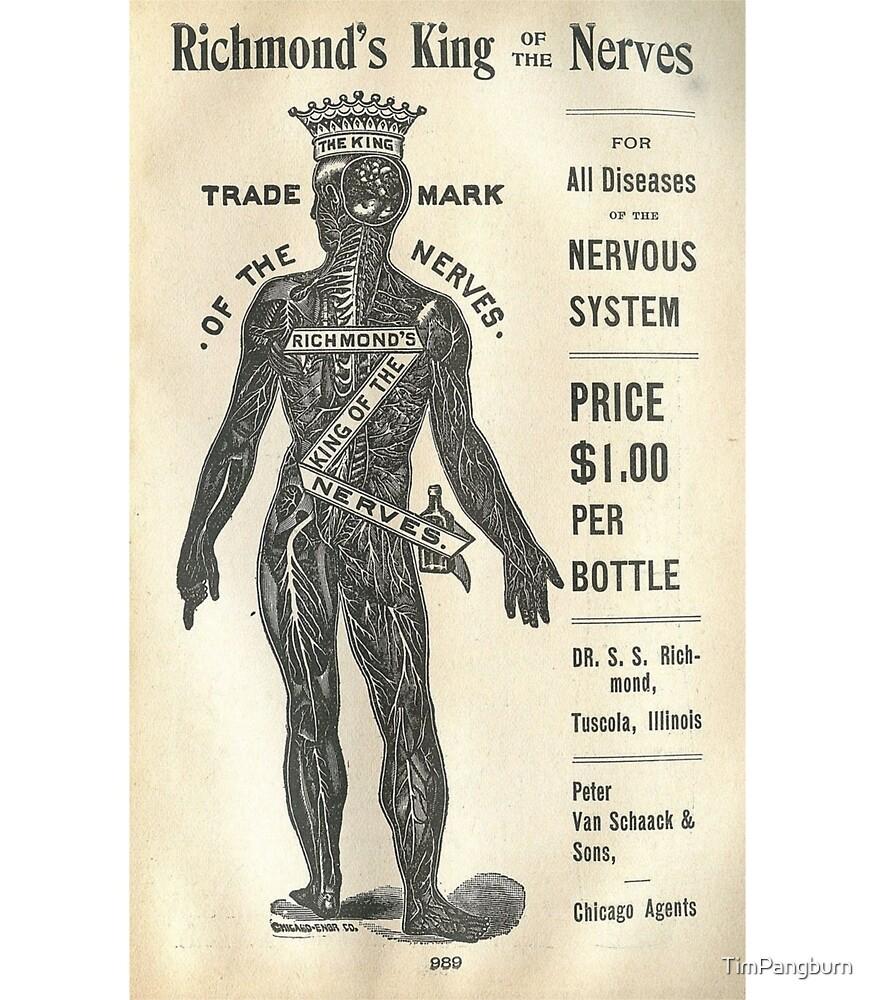Richmond's King of Nerves by TimPangburn