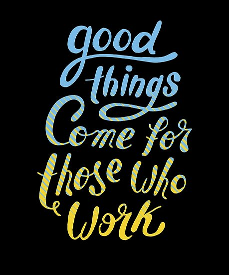 Good Things Quote by Studio  1964