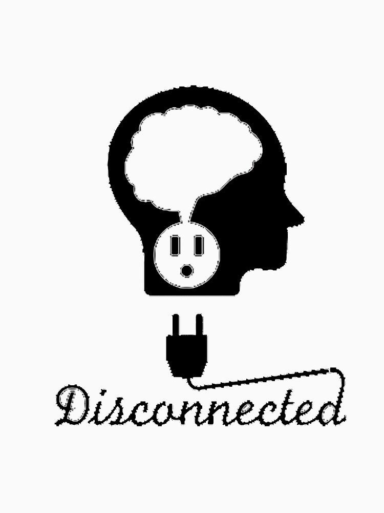 Disconnected Logo by DisconnectedPod