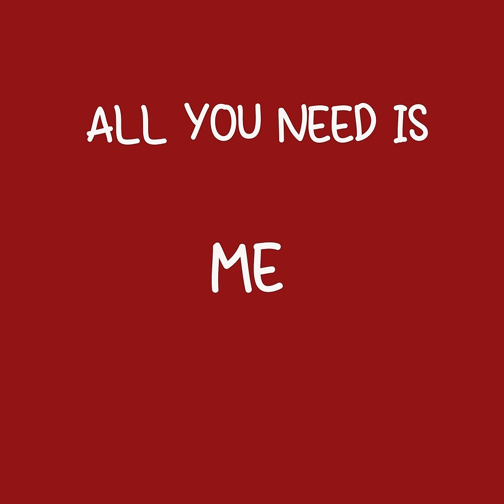 all you need is me, by Damlaokey