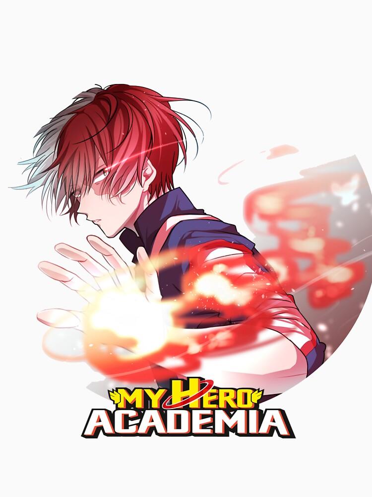 Shoto Todoroki - My Hero Academia by AnthonySan