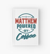 Matthew Tees Hardcover Journal