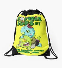 Zombie Subs #1 Drawstring Bag