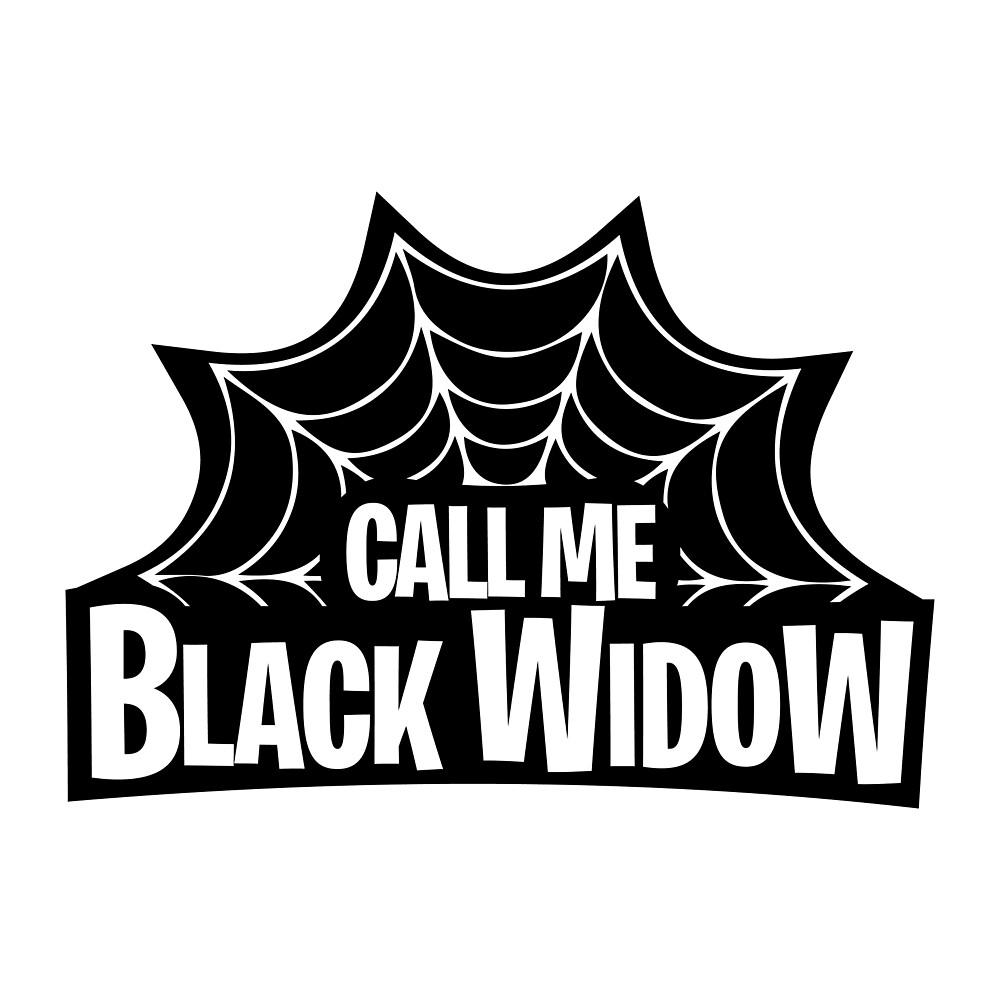 Call Me Black Widow by Richard Rabassa