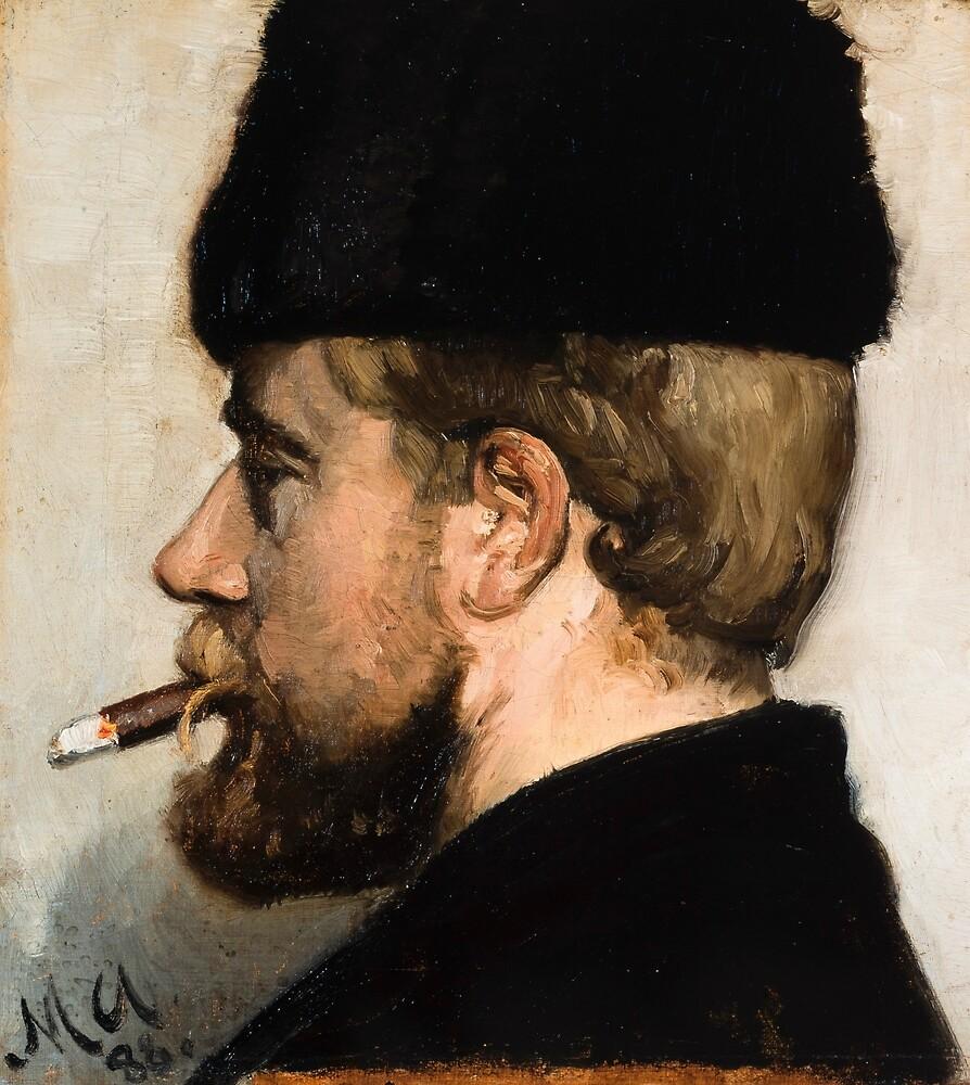 Jens Vige by Michael Ancher by classicartcache