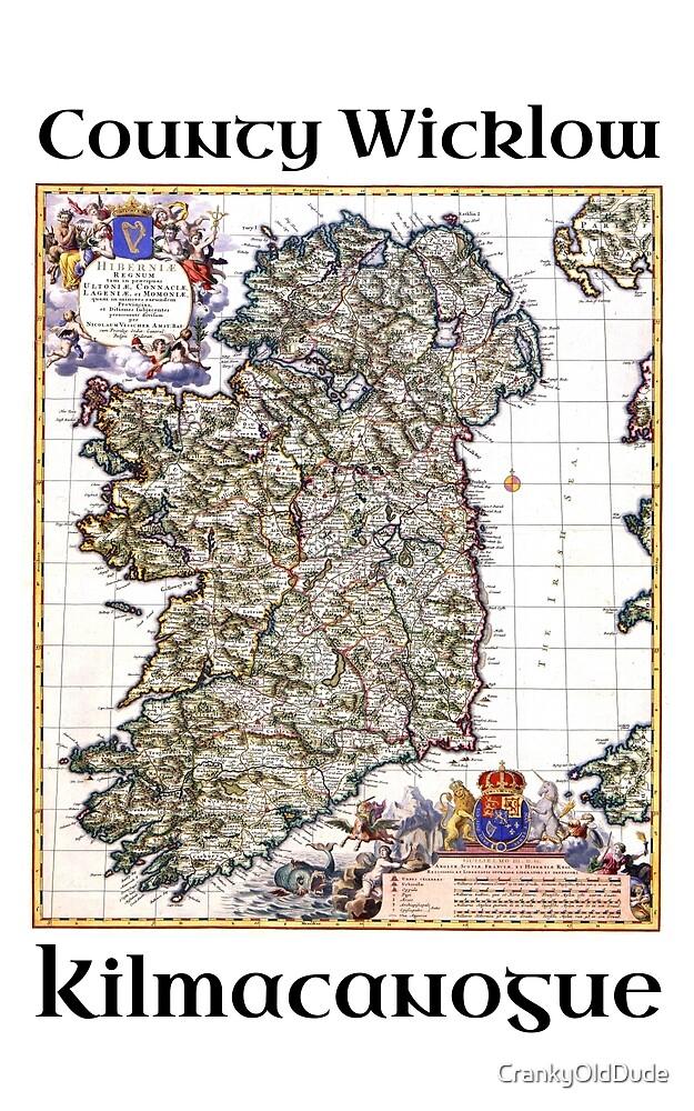 Kilmacanogue Co Wicklow Ireland by CrankyOldDude