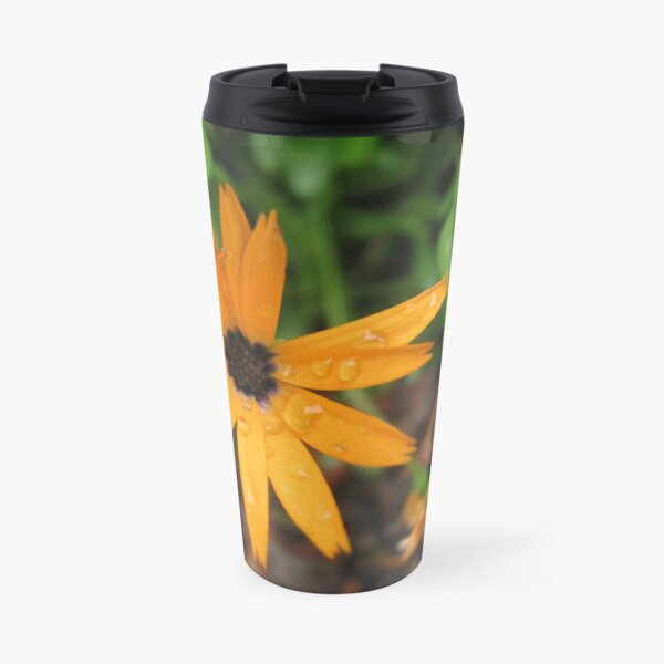 Rainflower Travel Mug